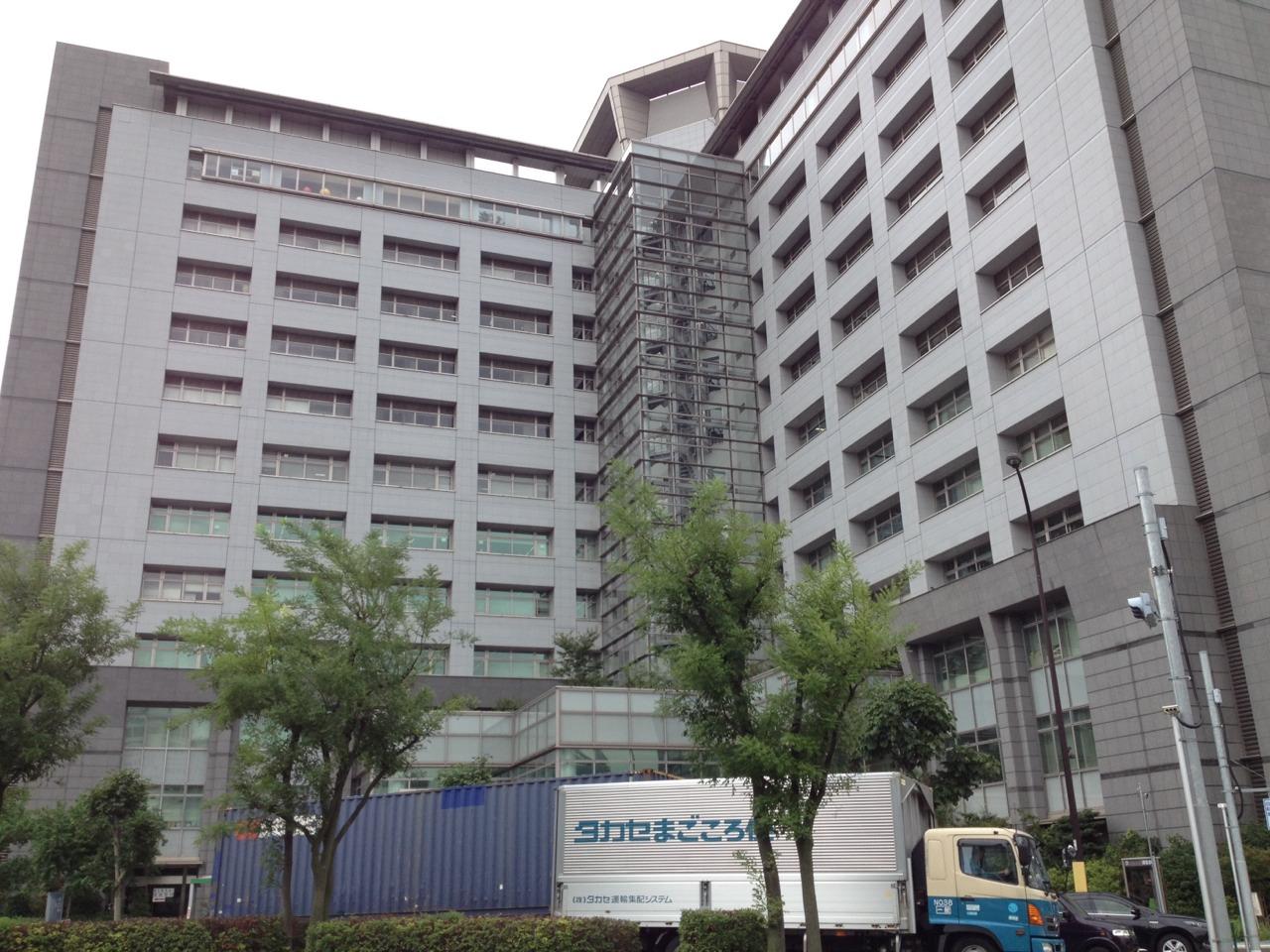 東京入国管理局(写真素材) - Satlab Website