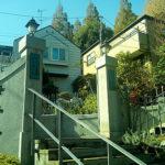 ブラフ18番館・外交官の家への入口