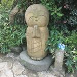 長谷寺の和み地蔵様